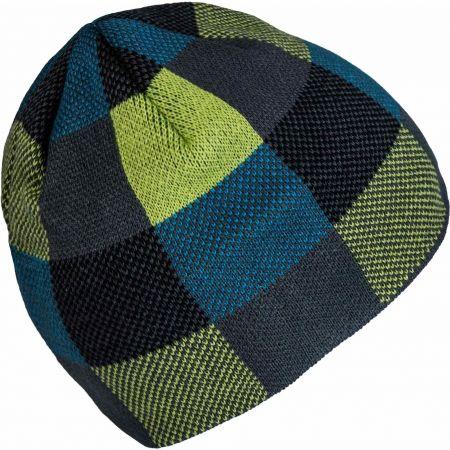 Chlapecká pletená čepice - Lewro BRYN - 2