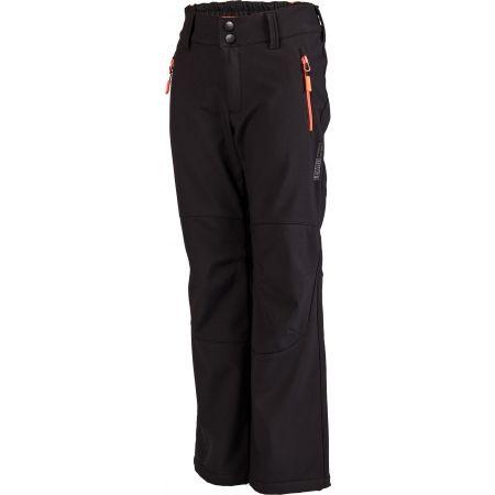 Lewro DAYK - Spodnie softshell dziecięce