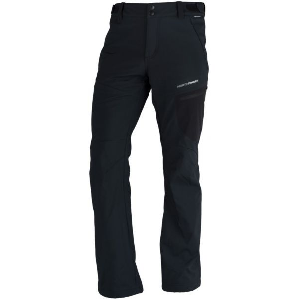Northfinder GINEMON - Pánske softshellové nohavice