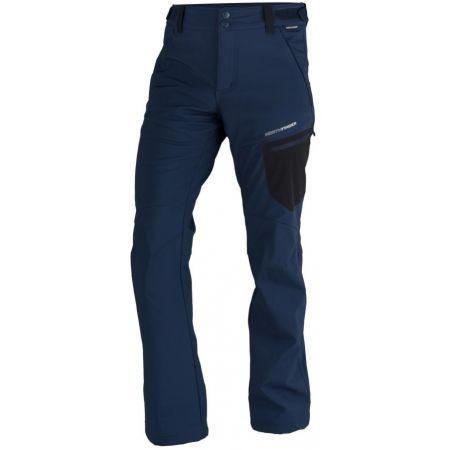 Northfinder GINEMON - Pánské softshellové kalhoty
