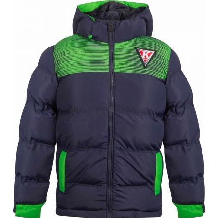 Kappa LOGO ALETRID - Kids' winter jacket
