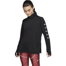 Nike SWOOSH RUN TOP HZ - Дамска тениска за бягане