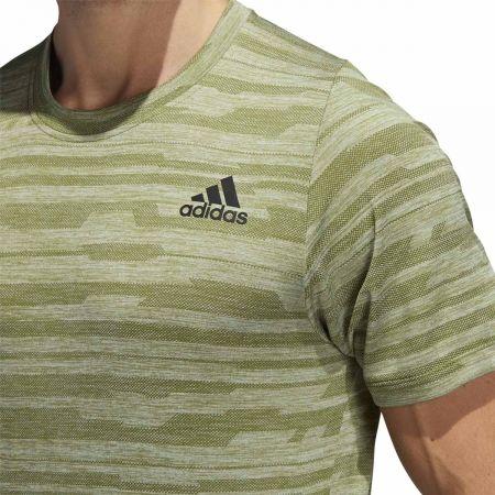 Pánské sportovní tričko - adidas FL TEC A EN HEA - 8