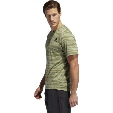 Pánské sportovní tričko - adidas FL TEC A EN HEA - 5