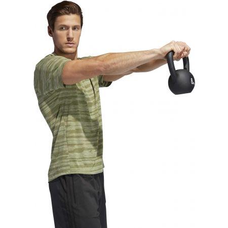 Pánské sportovní tričko - adidas FL TEC A EN HEA - 6