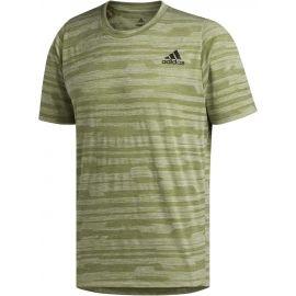 adidas FL TEC A EN HEA - Pánské sportovní tričko