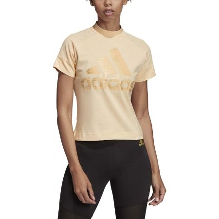 Dámské tričko - adidas W ID GLAM TEE - 3