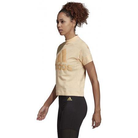 Dámské tričko - adidas W ID GLAM TEE - 5