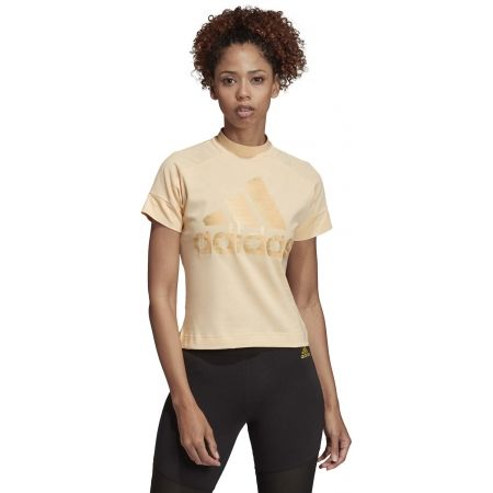Dámské tričko - adidas W ID GLAM TEE - 4