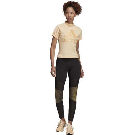 Dámské tričko - adidas W ID GLAM TEE - 7