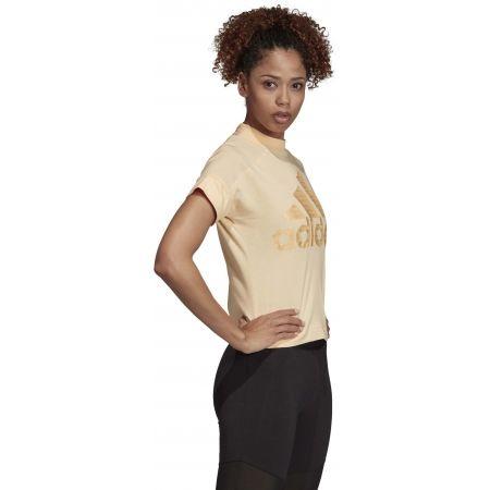 Dámské tričko - adidas W ID GLAM TEE - 6