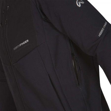 Men's softshell jacket - Northfinder ABYDON - 5