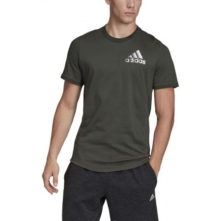 Pánské tričko - adidas M SID TEE CT - 3