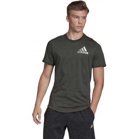 Pánské tričko - adidas M SID TEE CT - 4