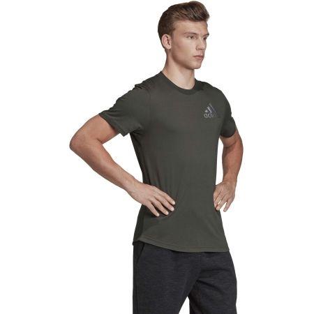 Pánské tričko - adidas M SID TEE CT - 5