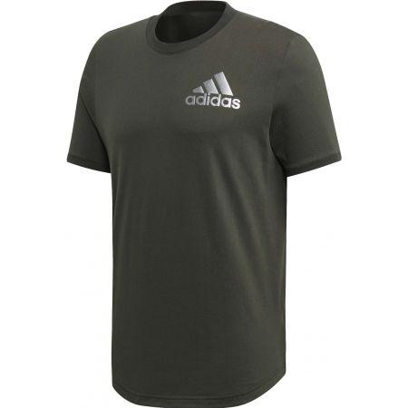 Pánské tričko - adidas M SID TEE CT - 1