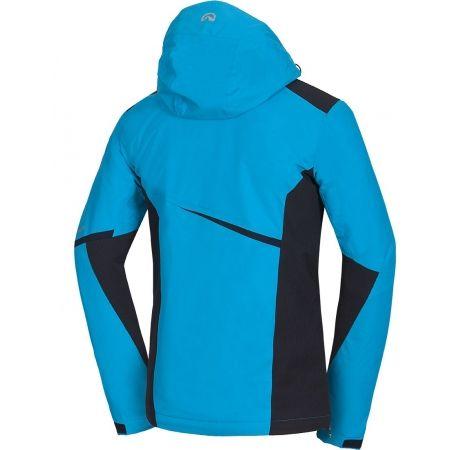 Pánská lyžařská bunda - Northfinder BOOKER - 2