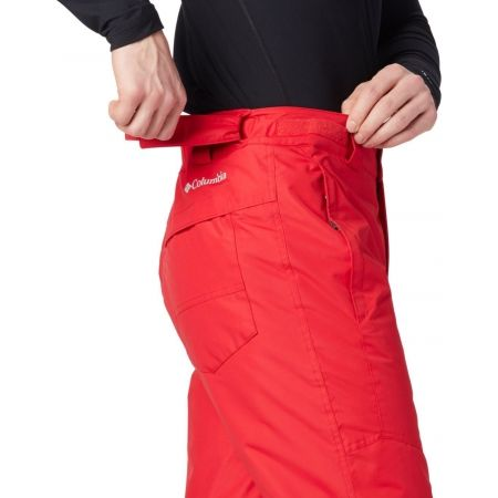 Pánské lyžařské kalhoty - Columbia BUGABOO OMNI-HEAT PANT - 4