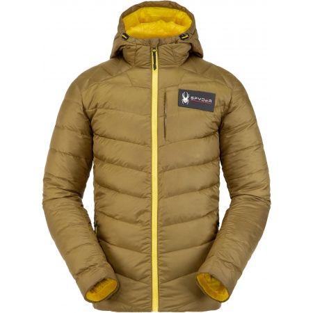 Spyder M TEAM TIMELESS - Zimná bunda
