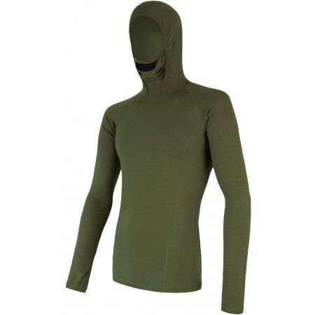 Sensor MERINO DF - Мъжка функционална блуза
