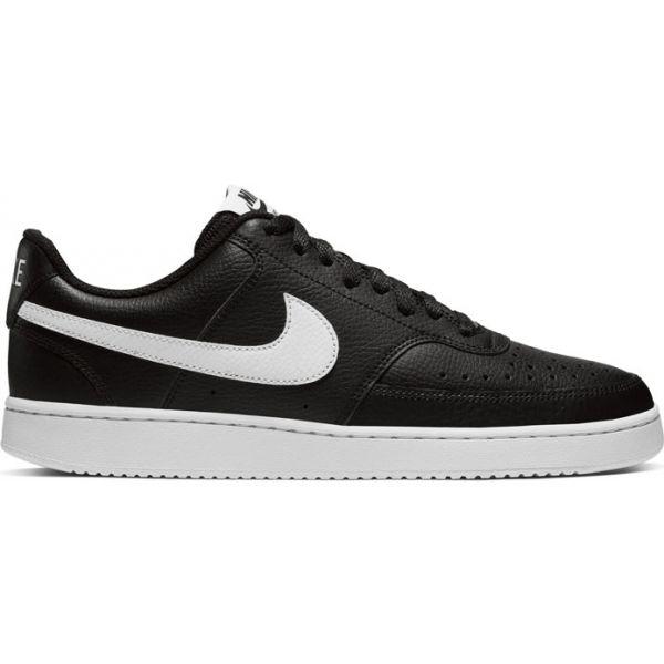 Nike COURT VISION LO fekete 10.5 - Férfi tornacipő