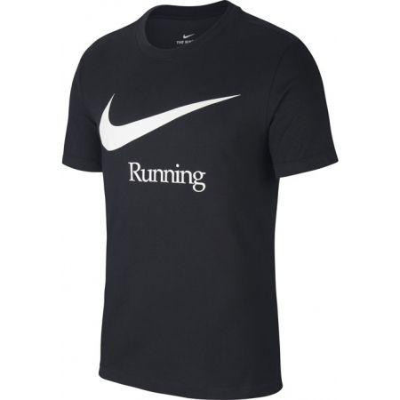 Pánske bežecké tričko - Nike DRY RUN HBR M - 1