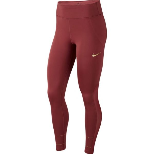 Nike FAST TGHT GLAM DUNK W - Dámske legíny