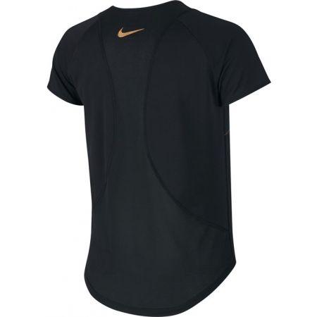 Dámské běžecké tričko - Nike TOP SS 10K GLAM W - 2