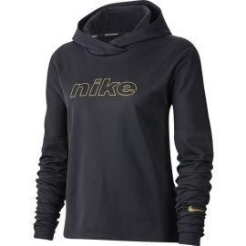 Nike TOP MIDLAYER GLAM 2 W - Hanorac de alergare damă
