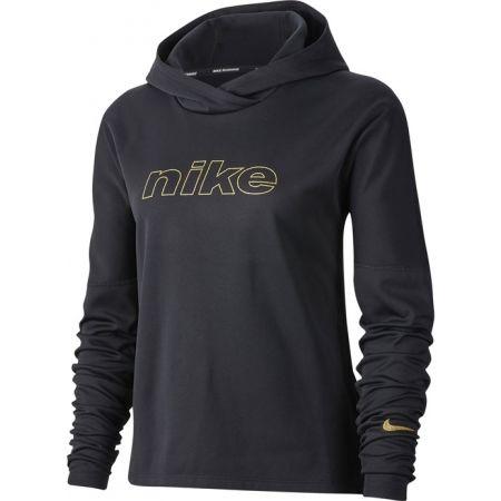 Nike TOP MIDLAYER GLAM 2 W - Dámska bežecká mikina