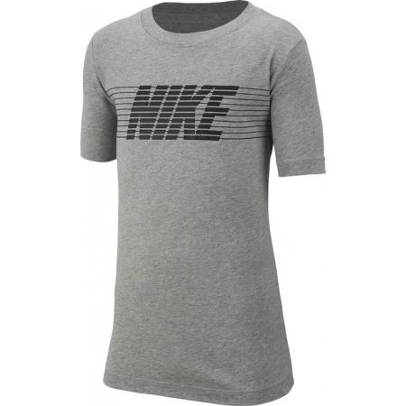 Chlapecké tričko - Nike NSW TEE THERMA FLEECE B - 1
