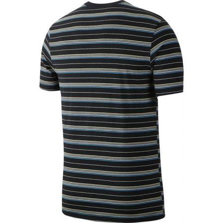Pánské tričko - Nike NSW TEE STRIPE SS - 2