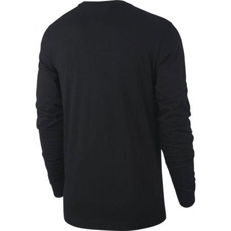 Pánské tričko s dlouhým rukávem - Nike NSW LS TEE JDI EMB M - 2