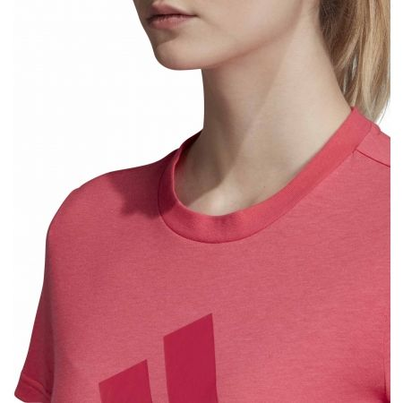 Dámské tričko - adidas W MH BOS TEE - 8