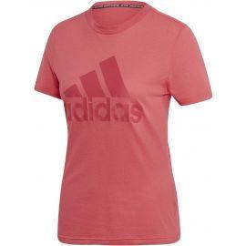 adidas W MH BOS TEE - Tricou de damă