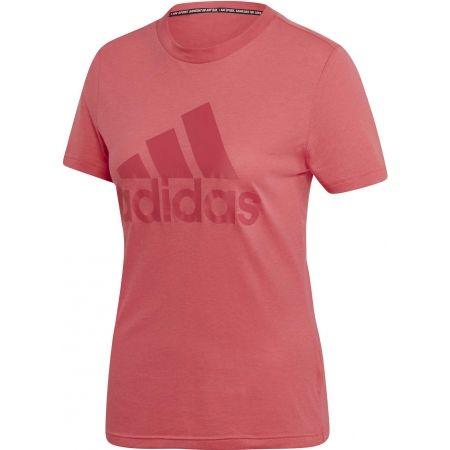 Dámské tričko - adidas W MH BOS TEE - 1