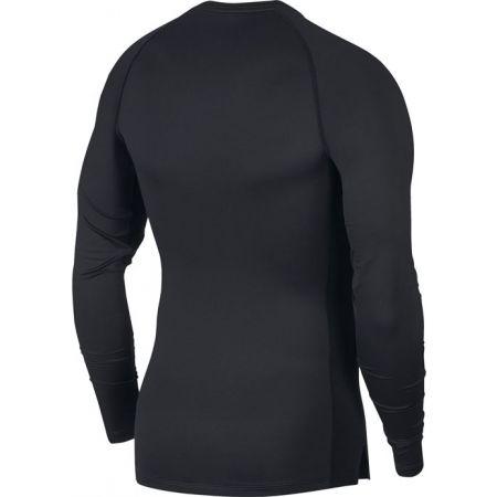 Pánské tričko s dlouhým rukávem - Nike NP TOP LS TIGHT M - 2