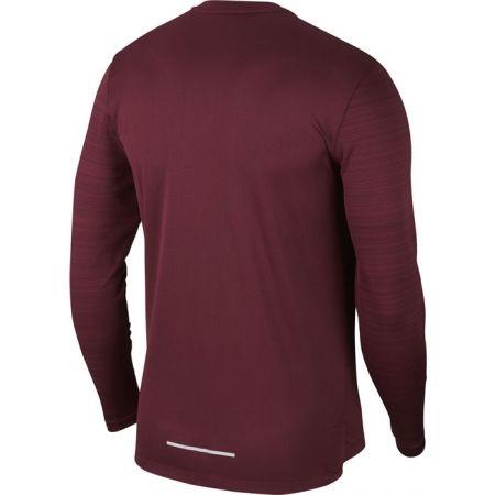 Men's long sleeve T-shirt - Nike DF MILER LS FLASH NV M - 2