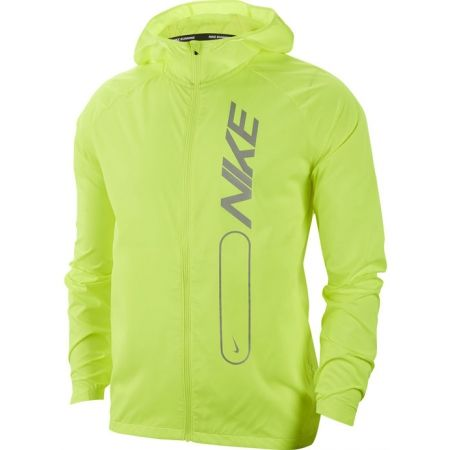 Nike ESSNTL JKT FLASH PO AIR M - Pánska bunda
