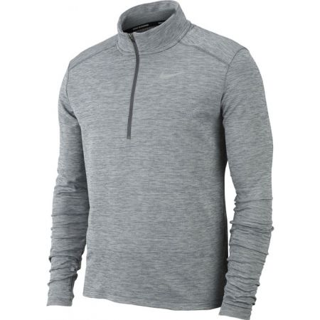 Nike PACER TOP HZ - Men's long sleeve running T-shirt