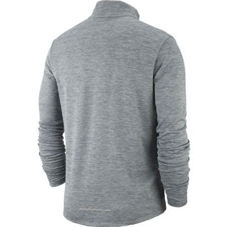 Pánske bežecké tričko s dlhými rukávmi - Nike PACER TOP HZ - 2