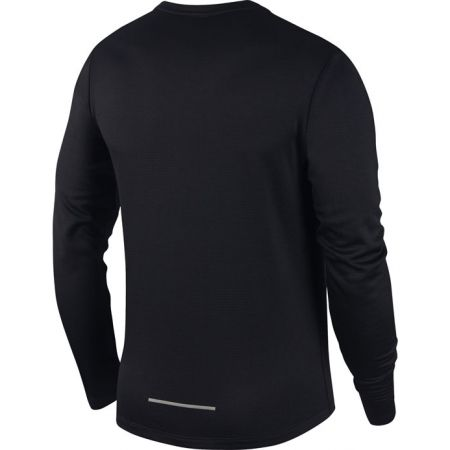 Pánské běžecké triko s dlouhými rukávy - Nike PACER TOP CREW M - 2