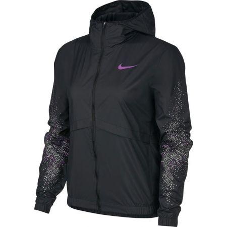 Dámská běžecká bunda - Nike ESSNTL JKT HD FL GX W - 1