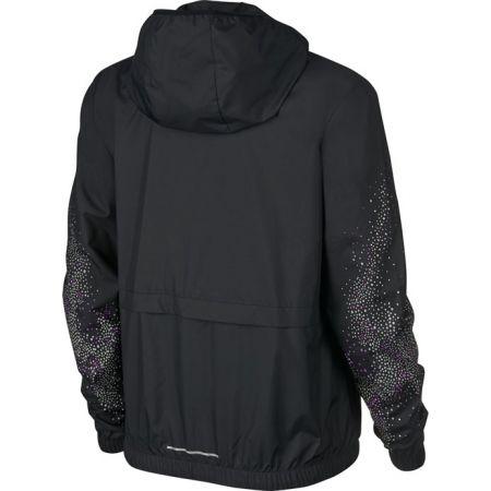 Dámská běžecká bunda - Nike ESSNTL JKT HD FL GX W - 2
