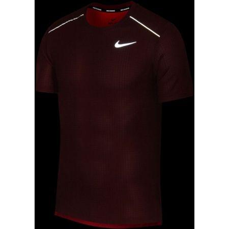 Pánské běžecké tričko - Nike MILER TECH TOP SS M - 3