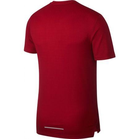 Pánské běžecké tričko - Nike MILER TECH TOP SS M - 2
