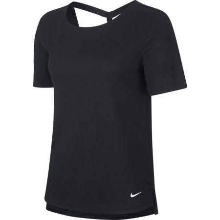 Dámské tričko - Nike DRY SS TOP ELASTIKA W - 1