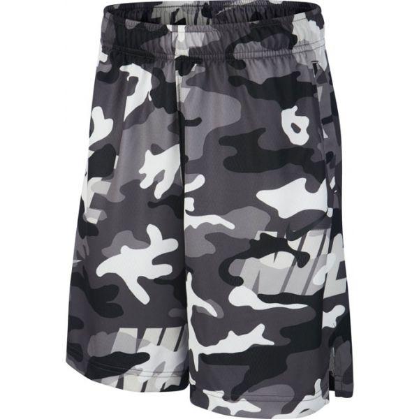 Nike DRY CAMO SHORT B fekete S - Fiú short