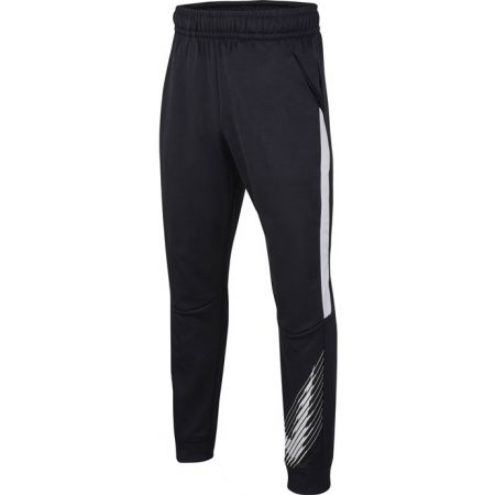 Nike THERMA GFX TAPR PANT B - Boys' sweatpants