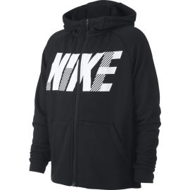 Nike DRY GFX FZ HOODIE B - Chlapčenská mikina
